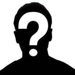 29470178-onbekende-mannelijke-persoon-silhouet